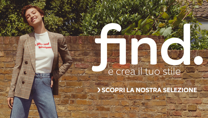 Find - Nuovo brand Amazon Moda