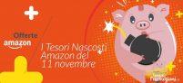 """""""I tesori nascosti"""" di Amazon dell'11 novembre – speciale Single Day!"""