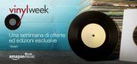 Amazon Vinyl Week – Una settimana di promozioni in Alta Fedeltà
