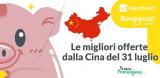 Le migliori offerte dalla Cina del 31 Luglio! Oneplus 7 a 405€, Xiaomi Mi 9T a 250€, Dreame V9 a 161€ e tanto altro