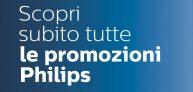 Con Amazon ricevi 40 Euro di sconto nel carrello per l'acquisto di prodotti Philips!