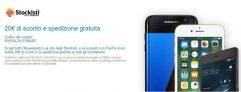 Gli Stockisti e Paypal vi regalano 20 Euro di Buono sconto sugli smartphone