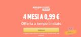 4 mesi gratis di Amazon Music Unlimited per i nuovi iscritti!