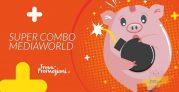 Mega combo Mediaworld: 35 Euro di coupon validi su una spesa minima di 100 Euro!