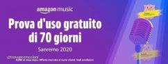 70 giorni di Amazon Music Unlimited gratis: torna alla carica la super promo musicale!