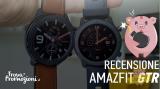 Recensione Amazfit GTR 42 e 47mm – Lo sportwatch con stile